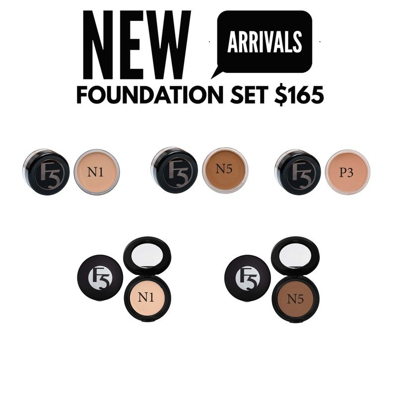 New Arrival Foundation Pack