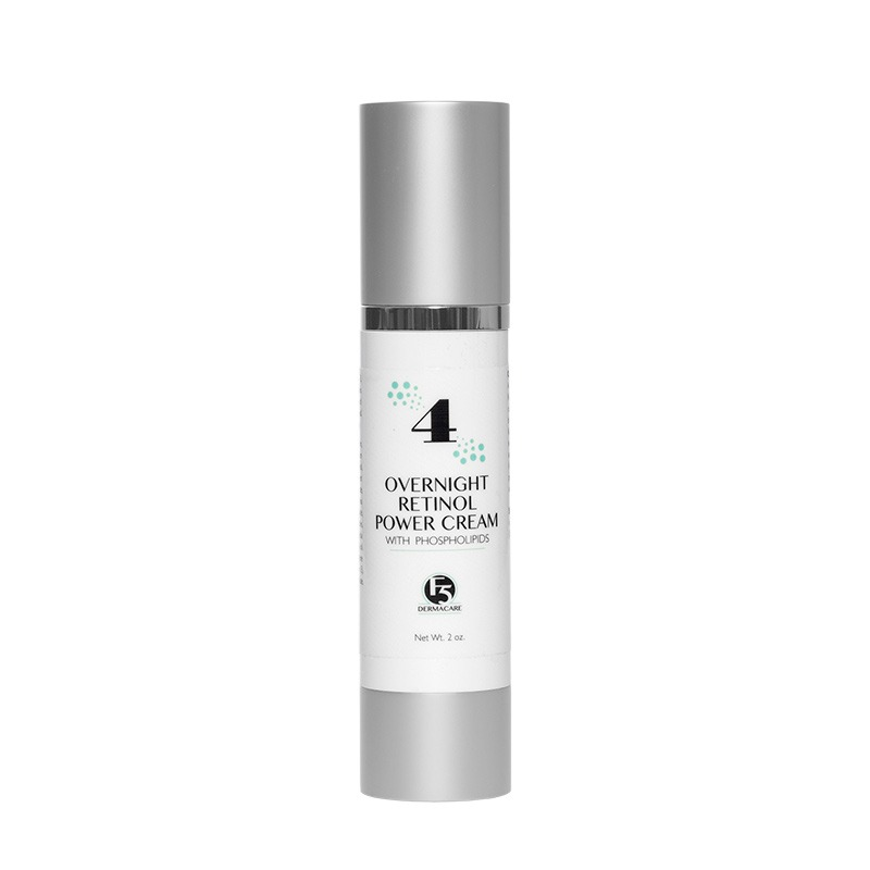 Overnight Retinol Power Cream With Phospholipids