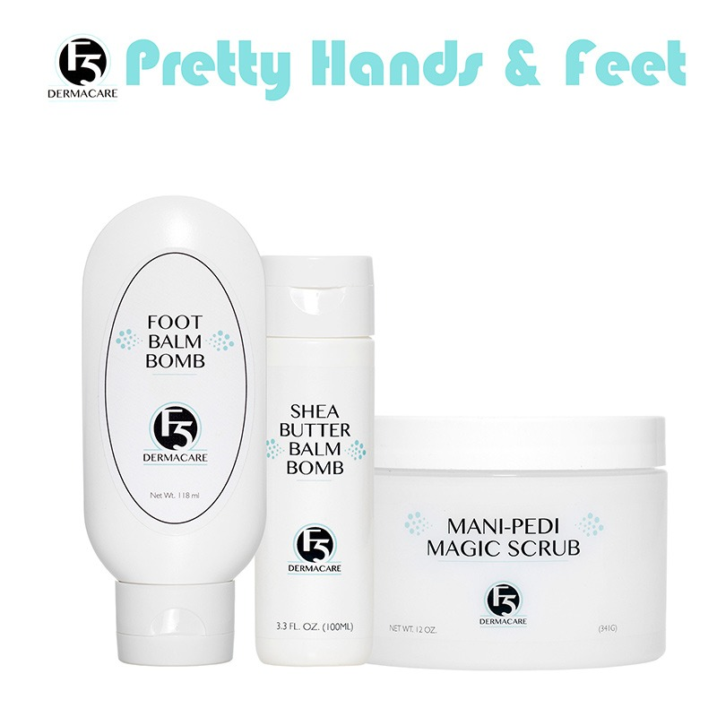 Pretty Hands and Feet Set