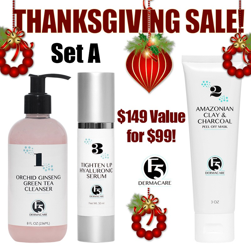 12 Days Of Thanksgiving Sale Set A