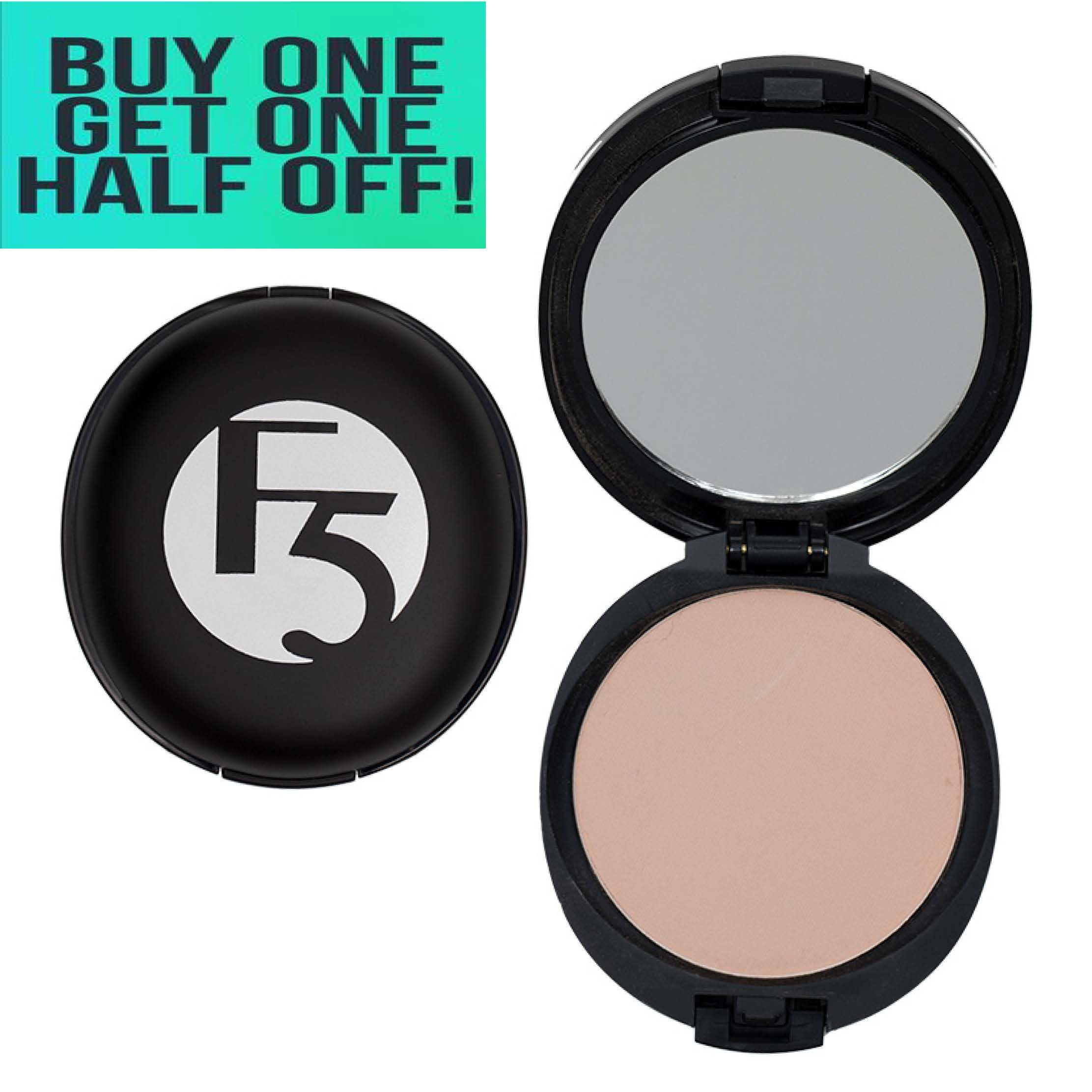 BOGO P1 Wet-Dry Powder Foundation