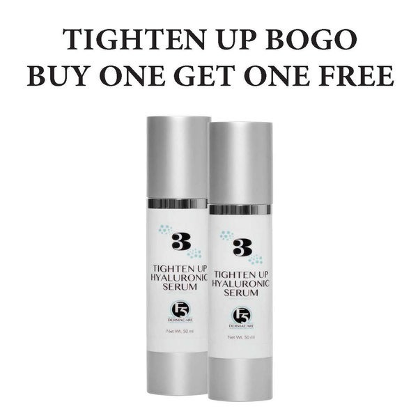 BOGO Tighten Up Hyaluronic Serum